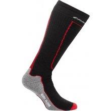 Craft Lyžařské ponožky Warm Alpine černá/červená