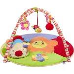 PlayTo Hrací deka stonožka Multicolor