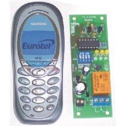 Elektronická stavebnice HADEX Dálkové ovládání GSM univerzální