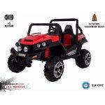 Beneo elektrické autíčko RSX 4x4 červená