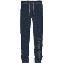 Calvin Klein Pánské tepláky Jogger NM1360E-4BL Blue Shadow Heather