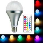 Light LED žárovka WW2706 E27 6W RGB + teplá bílá