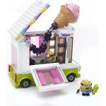 Mega Bloks Mimoni zmrzlinářský vůz