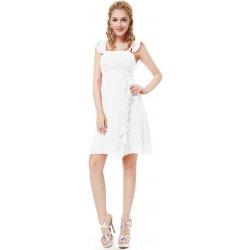Ever Pretty šaty do tanečních plesové bílá od 990 Kč - Heureka.cz 76ec3b19358