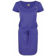 ATMO dámské sportovní šaty fialová