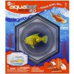 HEXBUG Aquabot LED s akváriem žlutá