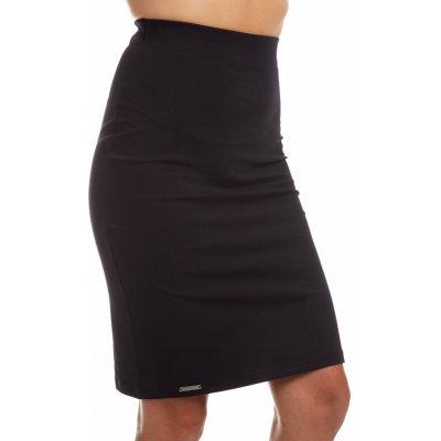 Pouzdrová sukně Karla černá