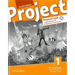Project Fourth Edition 1 Workbook CZE with Audio CD