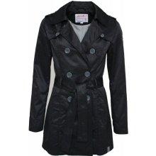 Redspot dámský jarní kabát J1260100 černý