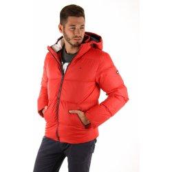 06a810715 Tommy Hilfiger pánská červená péřová bunda Essential alternativy ...