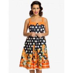 Dámské šaty Lindy Bop dámské šaty Saskia 950348 barevná 638e0166e3