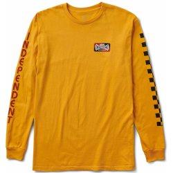 Vans X Independent Checkerboard LS Sunflower od 622 Kč - Heureka.cz fc9d4b6adb