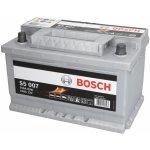 Bosch S5 12V 74Ah 750A 0 092 S50 070