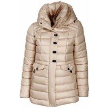 Heine BC dámská prošívaná bunda písková