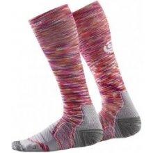 Skins Essentials Womens Comp Socks Active Strata Černá podkolenky