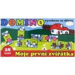 Domino: Moje první zvířátka 28ks