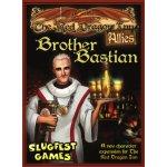 Slugfest Games Red Dragon Inn Allies: Brother Bastian