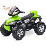Elektrická čtyřkolka Toyz Cuatro zelená