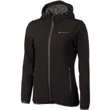 Alpine Pro dámská softshellová bunda Nootka černá