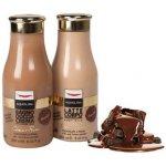Aqualina Bath Shower Cream Krémový sprchový gel s vůní čokolády a rumu 250 ml