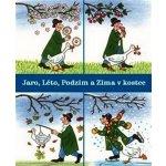 Jaro, Léto, Podzim a Zima v kostce – Bernerová Rotraut Susanne