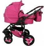 Babysportive Allivio Len 2015 kombinovaný růžový