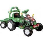 ARTI Elektrický traktor dětský O-KB green