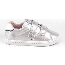 Halley Velcro kids 914 silver grey