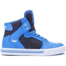 SUPRA - Vaider Blue/Black-White