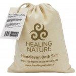 Healing Nature sůl koupelová jemná bílá 1 kg