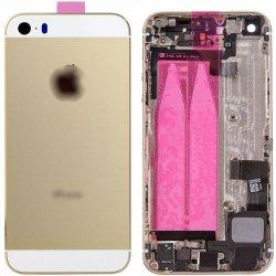 Kryt Apple iPhone 5S Zadní zlatý kryt na mobilní telefon - Nejlepší ... f5802937776
