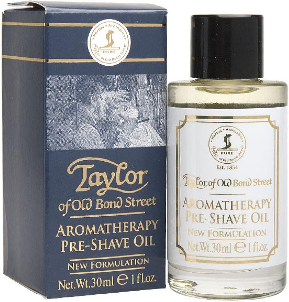 cc4c983431 Taylor of Old Bond Street Aromatherapy olej před holením 30 ml od 399 Kč -  Heureka.cz