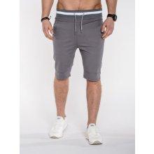 Pánské kalhoty OMBRE P403 grey
