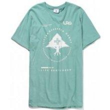 LRG RC Pinnacle Tee Teal Green tričko