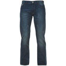 Firetrap Rom Mens Jeans Reg Dark Wash