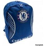 CurePink batoh FC Chelsea 327190 modrý