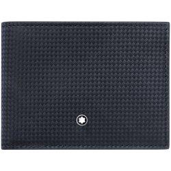Montblanc DE kožená peněženka Montblanc Urban Extreme Coin Black 4 karty 866788d07a