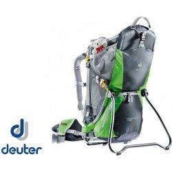Dětská sedačka Deuter Kid Comfort Air graphite spring zelená 2eaef6bf50