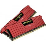 Corsair Vengeance LPX Red DDR4 16GB (2x8GB) 3000MHz CL15 CMK16GX4M2B3000C15R