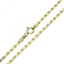 Goldstore zlatý náramek vybrušovaný 1.01.NR005549.19