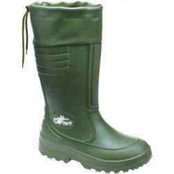 DEMAR Pánské zimní holinky NEW TRAYK S FUR 0206 zelené a608649644