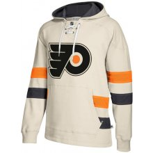 Philadelphia Flyers 2017 CCM Jersey Pullover Hoodie White