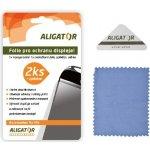 Aligator - Nová ochranná fólie ALIGATOR Lenovo A7000, 2ks + aplikátor