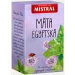 MISTRAL Egyptská máta 20 porcí 30 g
