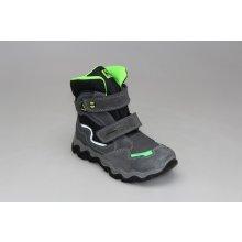 Santé IC 84588 GRIGIO-VERDE zimní obuv Šedá-zelená 61f92765a8
