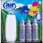 Air Menline Rain of Island Happy Osvěžovač vzduchu komplet sprej + náplně 3 x 15 ml