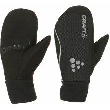 Craft XC Touring Mitten rukavice černá