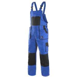 Pracovní oděv CSX LUXY MARTIN Zateplené montérky s laclem Modrá černá 35f02fdf09