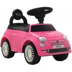 vidaXL 80217 Dětské autíčko Fiat 500 růžové