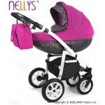Baby Nellys Lally 3v1 amarant 2016